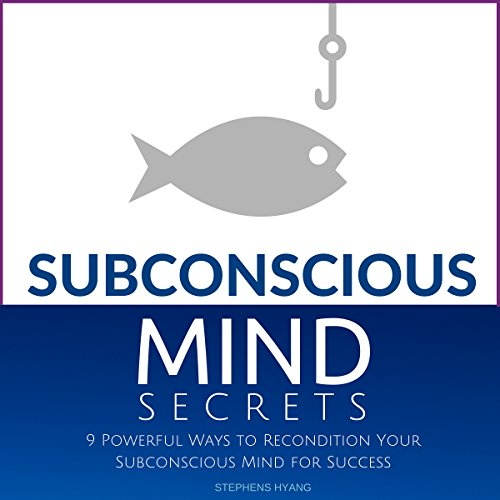 Subconscious Mind Secrets audiobook cover art