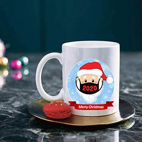 2020 Christmas Cup, Christmas Coffee Cup, Office Ceramic Cup (xr)
