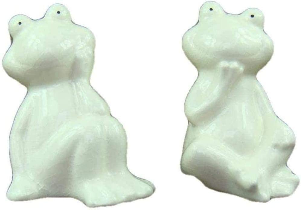 Statues Decoration and Sculptures Porcelain Couple SALENEW New Orleans Mall very popular Frog