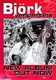 Björk - Vespertine, 2001 » Konzertplakat/Premium Poster |