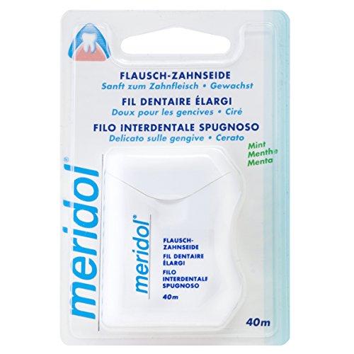 Meridol  une boite de fil dentaire élargie  24 g