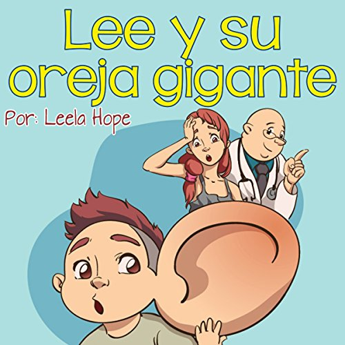 Lee y Su Oreja Gigante [Lee and His Giant Ear] cover art