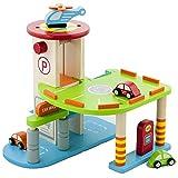 Viga - Garage in legno per bambini