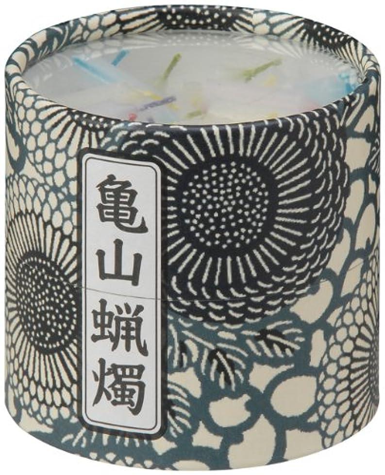 屋内でフラップ亜熱帯亀山五色蝋燭(小) 約130本入り