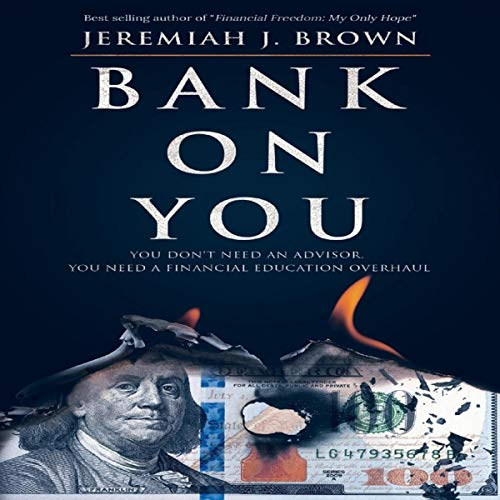 Bank on You audiobook cover art
