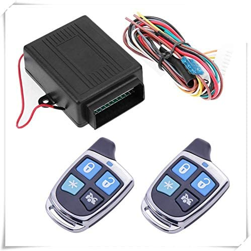 YIWMHE Max 80% OFF Centralized Lock Keyless Entry Central Be super welcome Locking System Car
