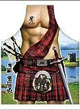 Grill u. Küchenschürze - Scottish