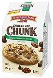 Pepperidge Farm Crispy Chunk Classic Dark Chocolate - Knuspriger Keks mit Dunkler Schokolade, 204 g