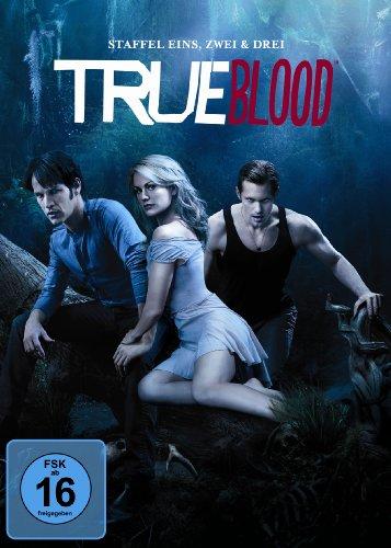 True Blood Staffel 1-3 (exklusiv bei Amazon.de) [15 DVDs]