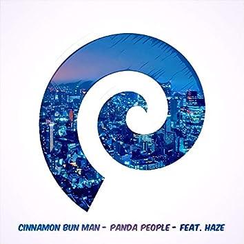 Cinnamon Bun Man