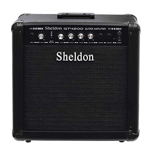 Amplificador para guitarra Sheldon gt4200