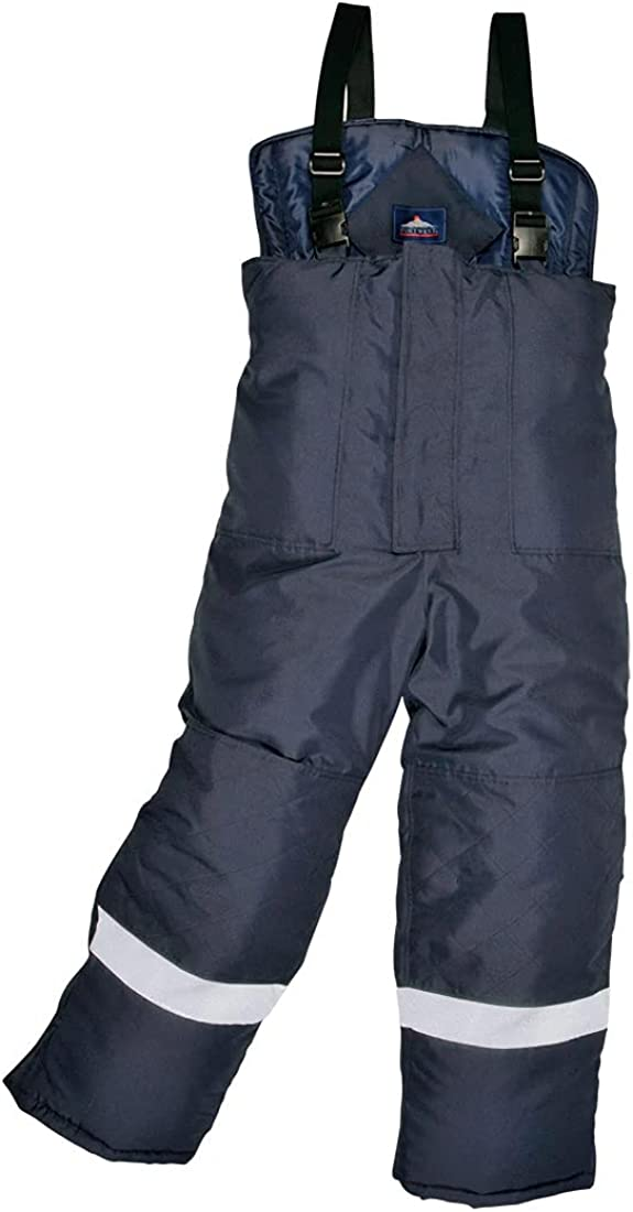 Portwest Cold-Store Pants Navy Limited time trial price Washington Mall Large CS11NARL