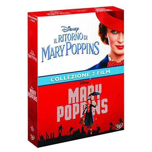 mary poppins & mary poppins il ritorno (2 DVD)