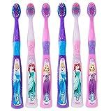 Oral-B NEW Princess Toothbrush for Little Girls, Children 3+,...