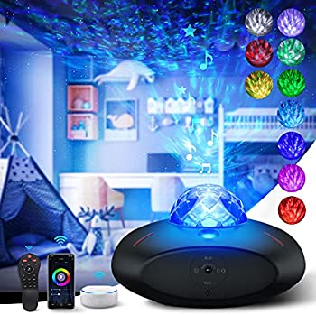Tanbaby Smart Galaxy Star Projector Galaxy Light with Remote Control