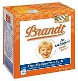 Brandt Zwieback Laktosefrei 225g -