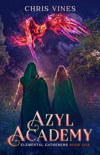Azyl Academy by Vines, Chris ebook deal
