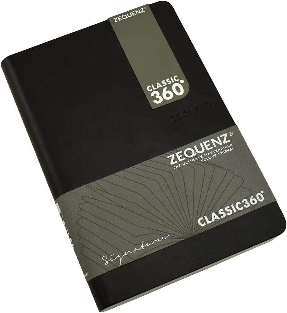 Cheap Zequenz Classic 360 Ranking TOP15 Signature Series Medium Size: Color: Black