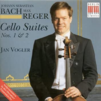 Bach: Cello Suites Nos. 1 and 2 / Reger: Cello Suites, Op. 131c, Nos. 1 and 2