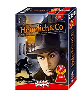 AMIGO 02600 - Heimlich (B004BA86GK) | Amazon price tracker / tracking, Amazon price history charts, Amazon price watches, Amazon price drop alerts