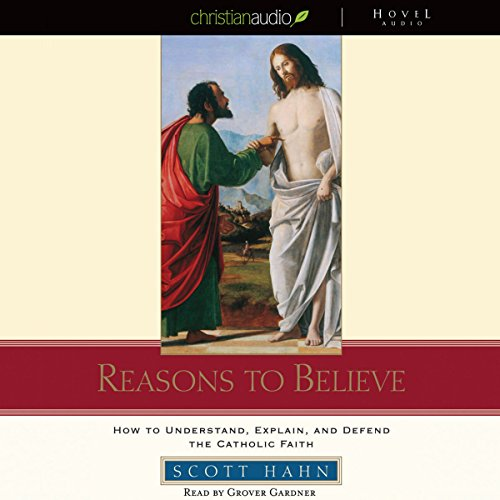 Reasons to Believe audiobook cover art