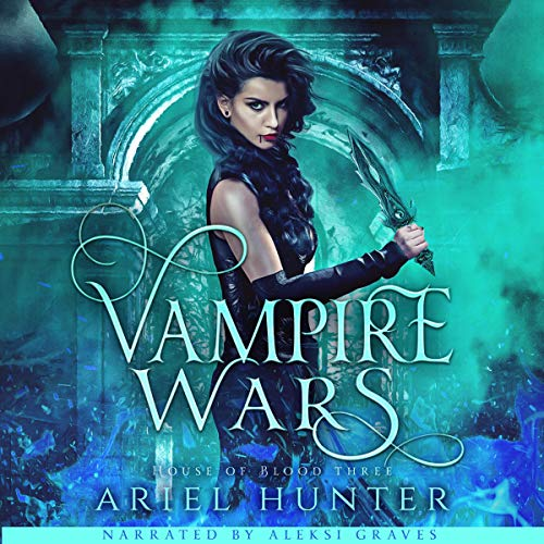 Vampire Wars cover art