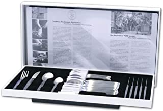 POTT Tafelbesteck 30 tlg, Serie POTT 32, Edelstahl 18/10, Designer: Carl Pott H.Nr. 2732-03