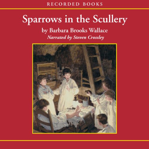 Sparrows in the Scullery cover art