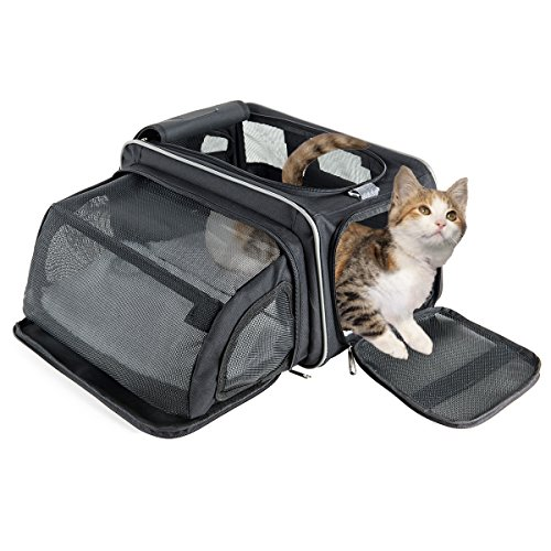 Fypo Sac Chat Avion, Sac de Transport Extensible...
