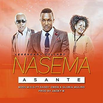 Nasema Asante (Legendary Collabo)