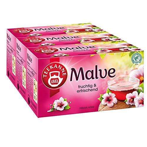 Teekanne Malve 3er