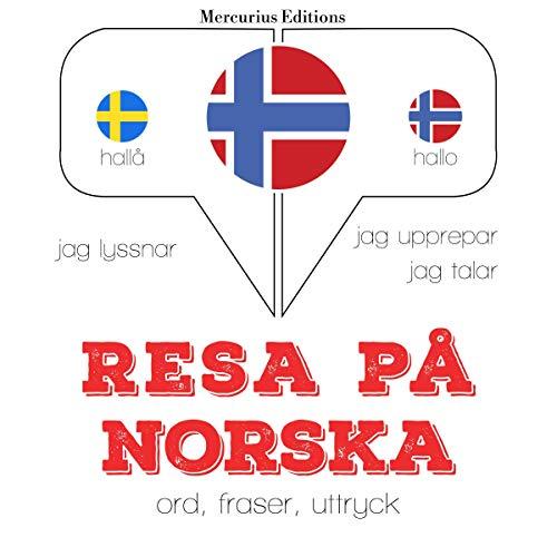Resa på norska cover art