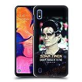 Head Case Designs sous Licence Officielle Star Trek Weyoun Étrangers Iconiques DS9 Coque Dure pour l'arrière Compatible avec Samsung Galaxy A10 (2019)