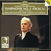 Beethoven: Symphony No. 3, Eroica / Egmont Overture (1993-10-12)