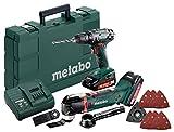 Metabo Combo Set 2.6.1 18 V * BS Li + MT (2x 2,0 Ah) - combo de baterías y cargador