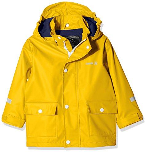 Kamik Kinder Splash Kinderjacke, Gelb, 98