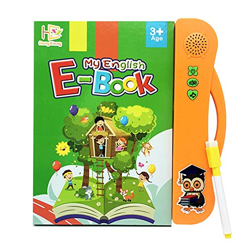 Yiran ABC Learning Sound Book Toy for toddlers 6 months to 3 years old,...