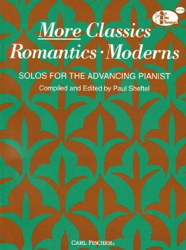 ATF103 - More Classics, Romantics , Moderns