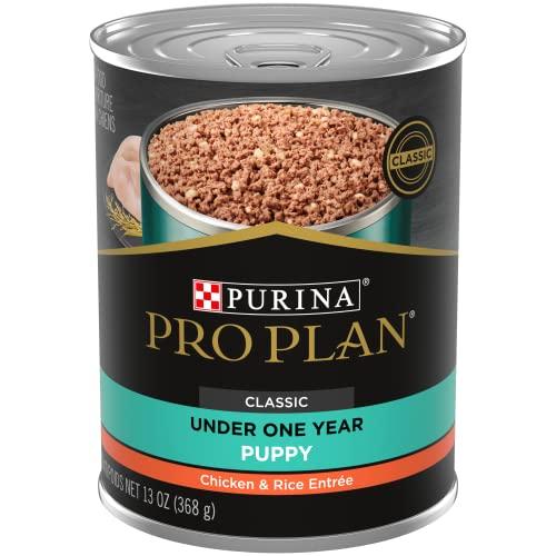 Purina Pro Plan High Protein Wet Puppy Food