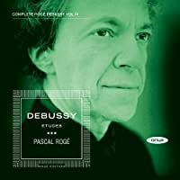 Debussy: Piano Works Vol.4 by Pascal Roge (2010-11-09)