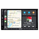 ATOTO F7 Video e audio per auto nel cruscotto (senza DVD), Connessione Android Auto e CarPlay, Mirrorlink/AutoLink, BT, ingresso video HD, fino a 2 TB SSD e 512 GB SD (standard 7 pollici, F7G2A7SE)