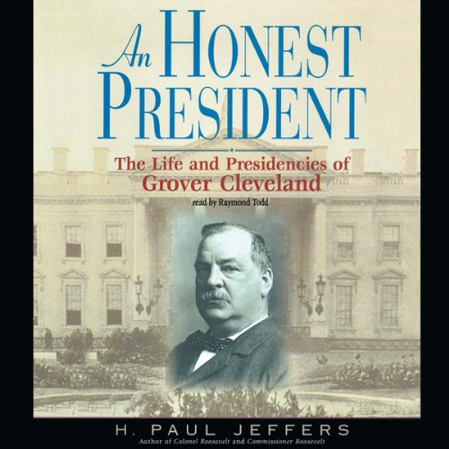 An Honest President audiobook cover art