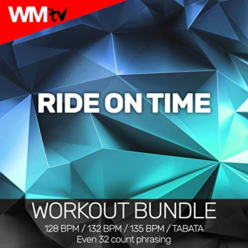 Ride On Time (Workout Bundle / Even 32 Count Phrasing)
