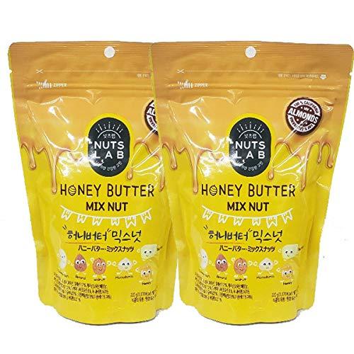 【LS】ハニーバターミックスナッツ(220g)×2袋セット