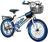 BANANAJOY Bicicletas for niños Boy bicicletas de montaña al aire libre de los estudiantes de la bicicleta al aire libre Juego de viaje de bicicletas de montaña bicicletas Niños velocidad de bicicletas