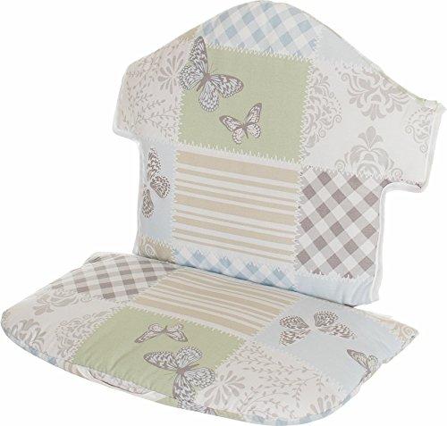 Geuther - Sitzkissen für Hochstuhl Swing, patchwork