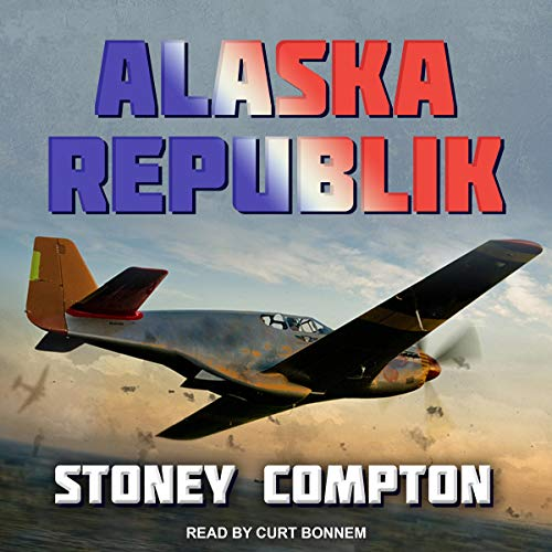 Alaska Republik audiobook cover art