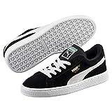 Puma 355110, Sneakers Basses mixte enfant, Noir (Black/White), 39 EU