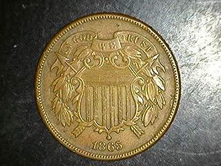 1865 morgan silver dollar