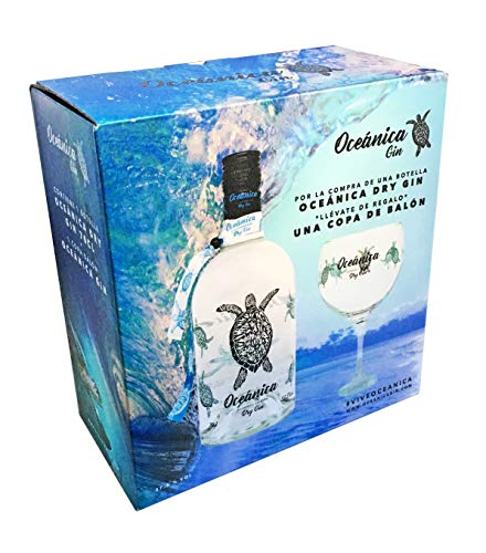 On-Pack Oceánica Dry Gin